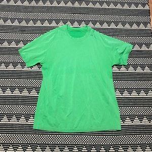 Lululemon Green Men's Athletic Shirt
